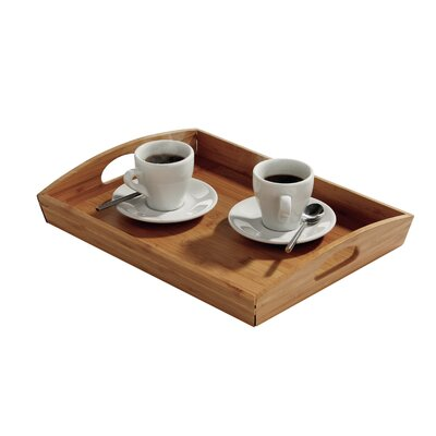 All Home 40 cm Serving Tray with Handles