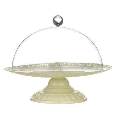 All Home Cake Stand with Dome Lid