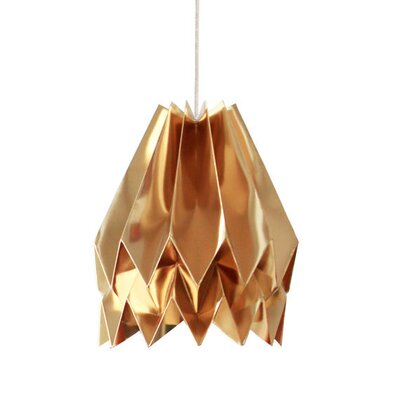 Grattify 30cm Origami Paper Novelty Lamp Shade