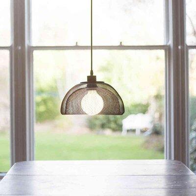 Grattify 30cm Metal Bowl Lamp Shade