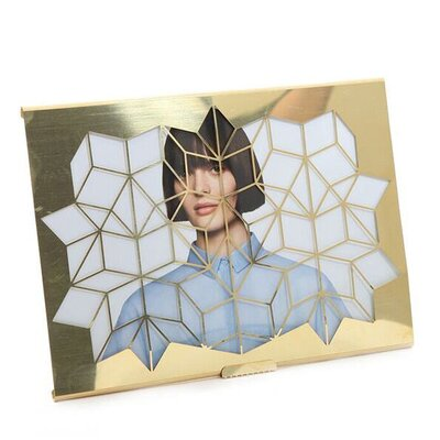 Grattify Abstract Picture Frame