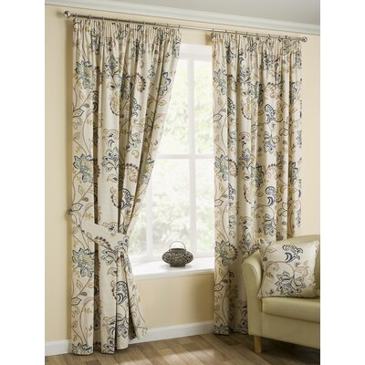 Belfield Furnishings Jacobean Curtain Panel
