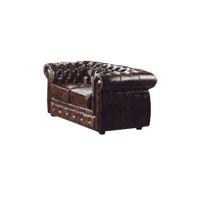 Idea 2-Sitzer Chesterfield Sofa