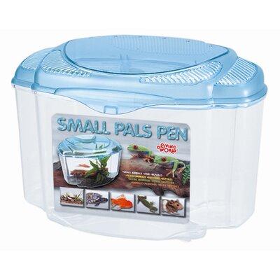 """Living World Pals Pen Aquarium Kit Size: 6.2"""" H x 8.9"""" W x 5.4"""" D"""