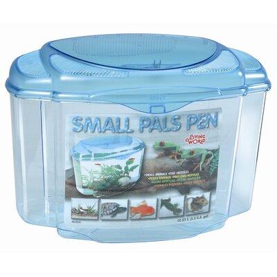 """Living World Pals Pen Aquarium Kit Size: 11.2"""" H x 15.8"""" W x 9.5"""" D"""