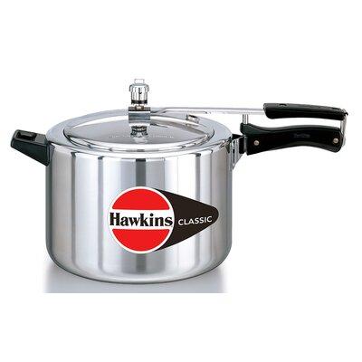 Classic Aluminum Pressure Cooker Size: 8.45 Quart
