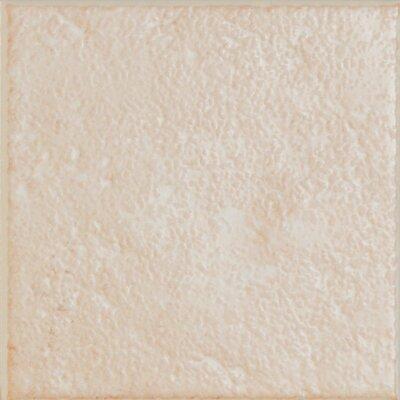 British Ceramic Tile Ashbourne 14.8cm x 14.8cm Ceramic Field Tile in Beige