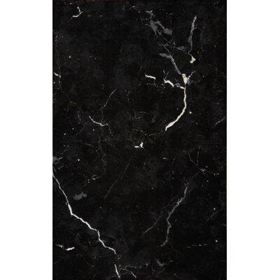 British Ceramic Tile Elgin 39.8cm x 24.8cm Ceramic Field Tile in Black