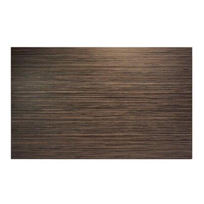 "Midtown Table Top Color: Safari, Size: 48"" W x 30"" D"