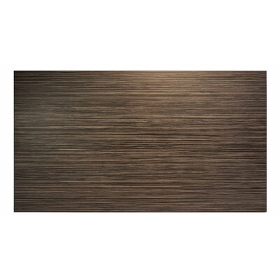"Midtown Table Top Color: Safari, Size: 60"" W x 30"" D"