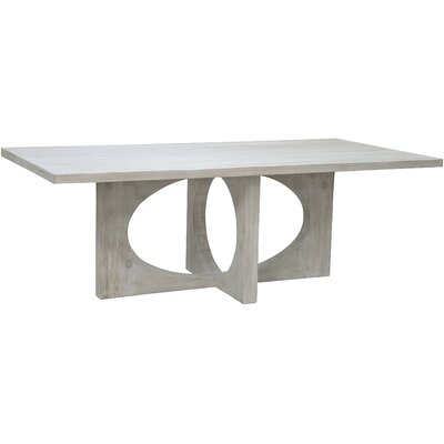 """Buttercup Dining Table Size: 30"""" H x 96"""" L x 42"""" W"""