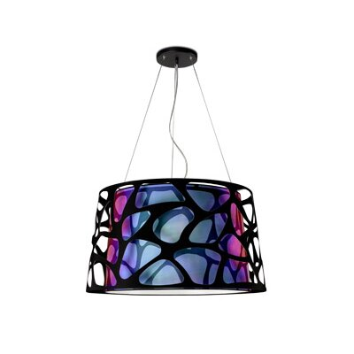 ElTorrent Organic 3 Light Pendant