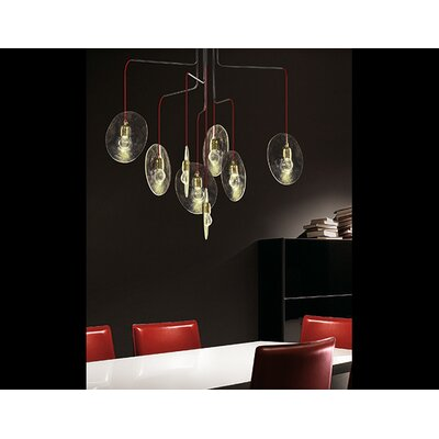 ElTorrent Oda 8 Light Pendant
