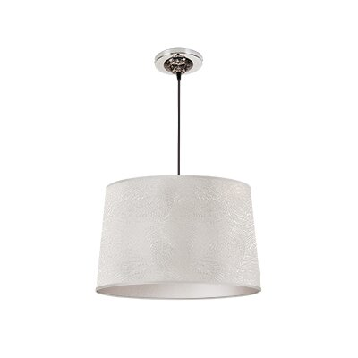 ElTorrent Douce 1 Light Drum Pendant