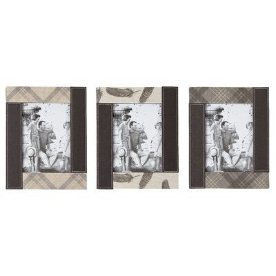 Arthouse Lochs and Lagoons 3 Piece Picture Frame Set