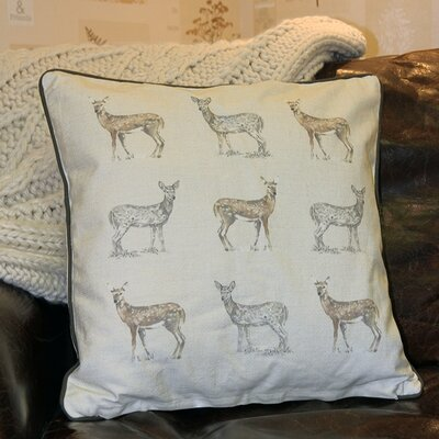 Arthouse Lochs and Lagoons Deer Scatter Cushion