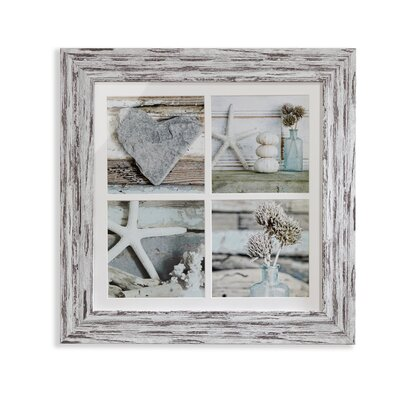 Arthouse Beachcomber Framed Photographic Print