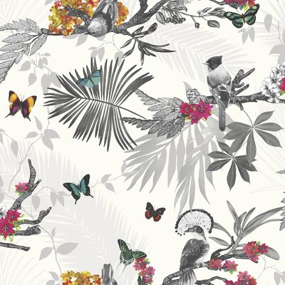Arthouse Mystical Forest 10.05m L x 53cm W Roll Wallpaper