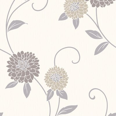 Arthouse Zara 10.05m L x 53cm W Roll Wallpaper