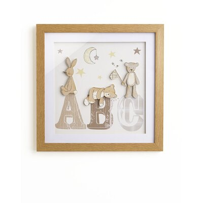 Arthouse Imagine Fun Teddies Filled Picture Frame