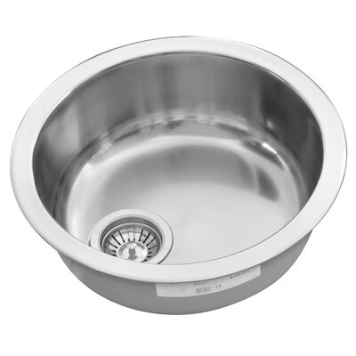 Pyramis 44cm x 44cm Kitchen Sink