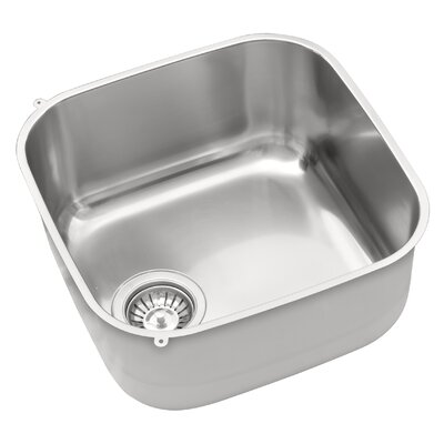 Pyramis 40cm x 40cm Kitchen Sink