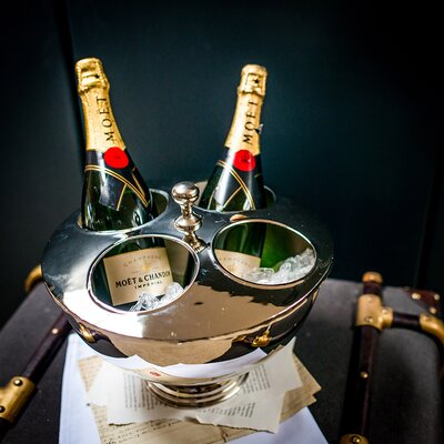 Culinary Concepts Ascot 4 Bottle Champagne Cooler