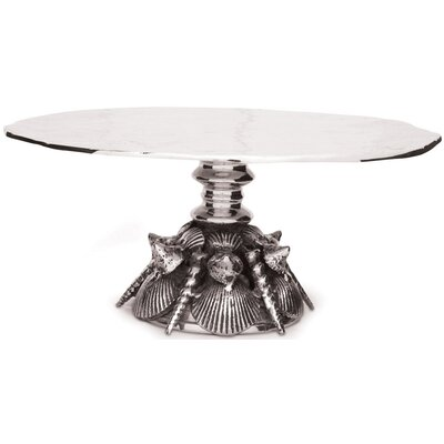 Culinary Concepts Seashore Cake Stand