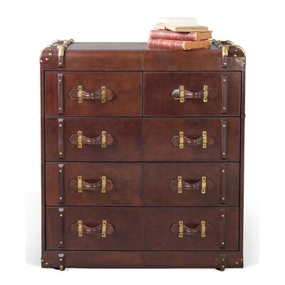 Culinary Concepts Havana 5 Drawer Trunk