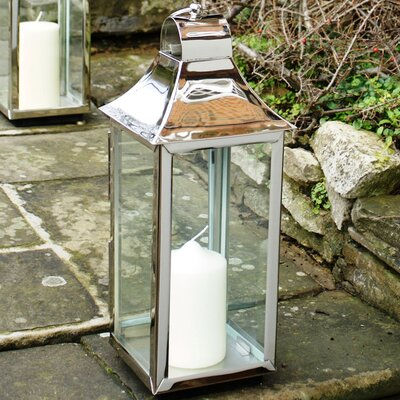 Culinary Concepts Stainless Steel Lantern
