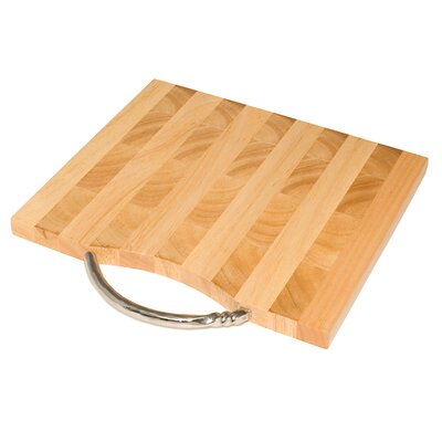 Culinary Concepts Twist Neck Square Cheeseboard