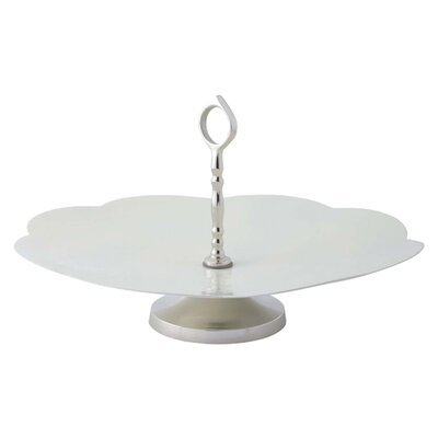 Culinary Concepts Enamelled Daisy Cake Stand