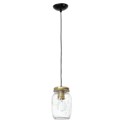 Culinary Concepts Preserve 1 Light Pendant