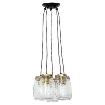 Culinary Concepts Preserve 5 Light Pendant