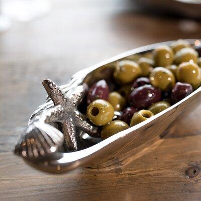 Culinary Concepts Seashore Nibbles Serving Bowl