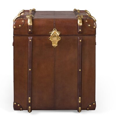 Culinary Concepts Havana Large Leather Side Trunk