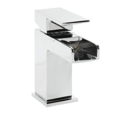 Cassellie Dunk Waterfall Monobloc Basin Mixer with Waste