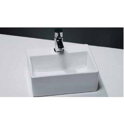 Cassellie 33 cm Cloakroom Sink