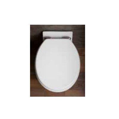 Cassellie Soft Close High Gloss MDF Elongated Toilet Seat