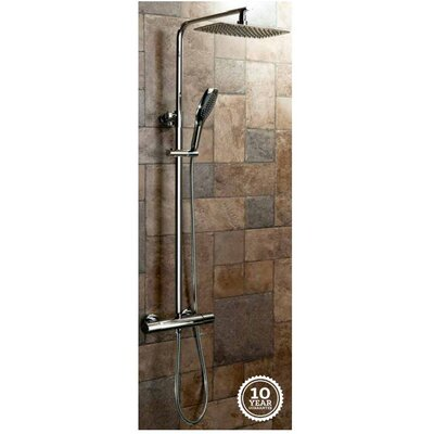 Cassellie Thermostatic Mixer Shower