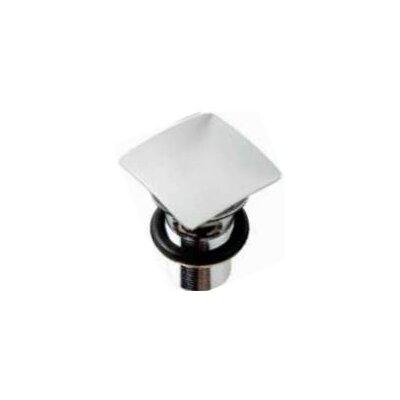 Cassellie 6.1cm Push Lock Bathroom Sink Drain