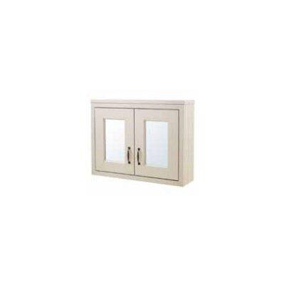 Cassellie 60 cm x 70 cm Surface Mount Mirror Cabinet