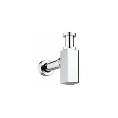 Cassellie Square Bottle Trap and Outlet Pipe