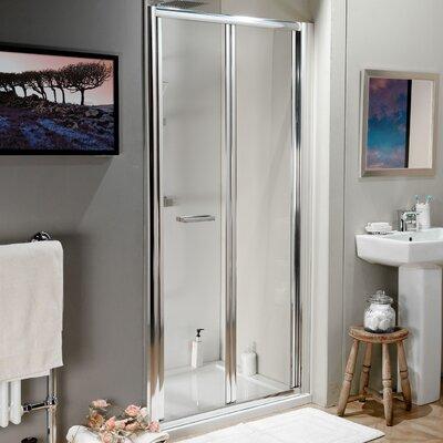 Cassellie 185cm x 74.5cm Folding Shower Door