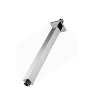 Cassellie 6 cm x 30 cm Ceiling Mounted Vertical Square Shower Arm