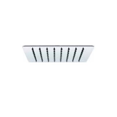 Cassellie 20 cm Square Fixed Shower Head