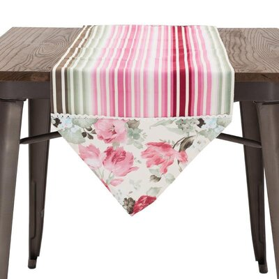 Inart Fabric Table Runner