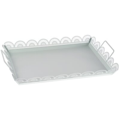 Inart Metal Tray