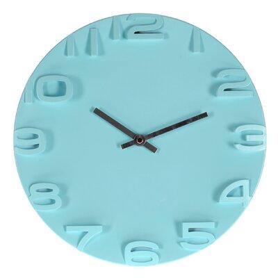 """Inart 30"""" Plastic Wall Clock"""