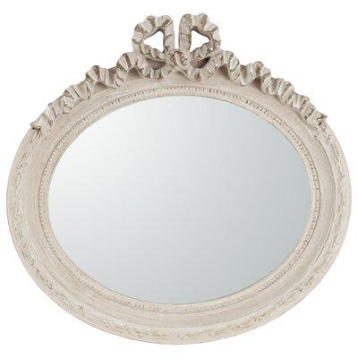 Inart Polyresin Wall Mirror
